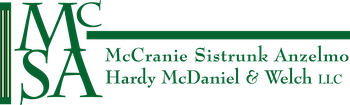 McCranie Sistrunk Anzelmo Hardy McDaniel & Welch, LLC Logo